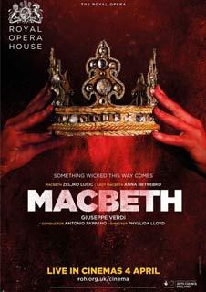 Royal Opera: Macbeth (Live)